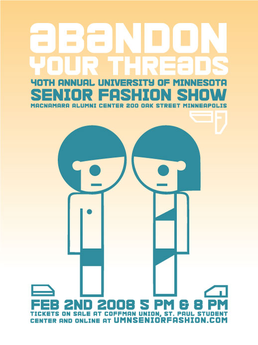 Abandon Threads Poster 2