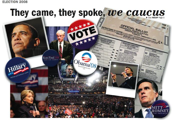 Caucus 2008