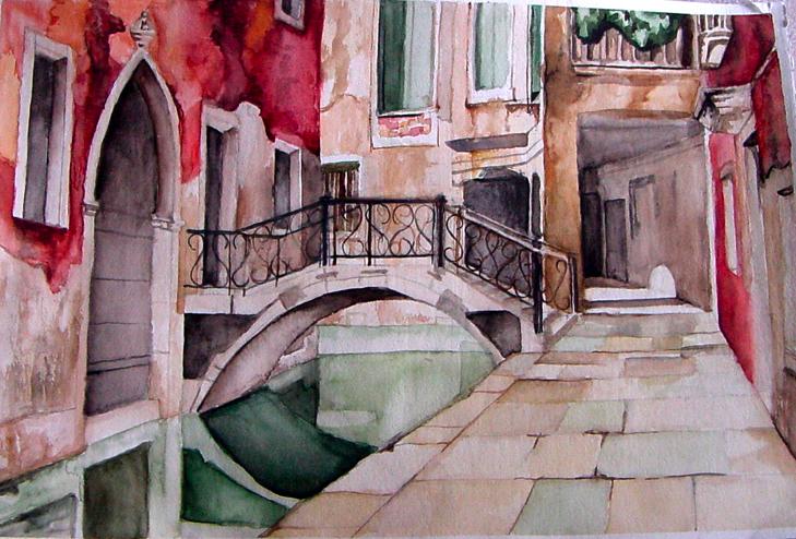 A try at Venecia